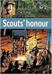 Scouts Honour Volume 1, Jean-Claude Bourret by Philippe Glogowshi