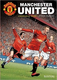 Manchester United, Tales From History by Philippe Glogowski