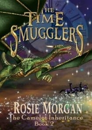 The Time Smugglers by Rosie Morgan