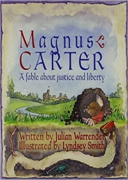 Magnus Carter by Julian Warrender, Lyndsey Smith