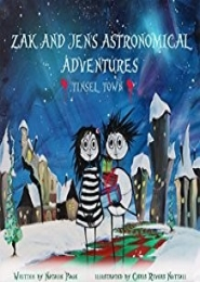 Zak and Jen's Astronomical Adventures, Tinsel Town by Natalie Page, Chris Rivers Nuttall