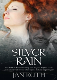 Silver Rain by Jan Ruth
