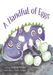 A Handful of Eggs by Belinda Mellor