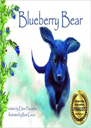 Blueberry Bear by Eileen Pieczonka