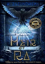 Heir of Ra: Blood of Ra Book One by M. Sasinowski