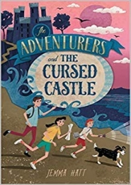 The Adventurers and The Cursed Castle by Jemma Hatt